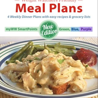 Month of WW Friendly Meal Plans - Freestyle SmartPoints Updates