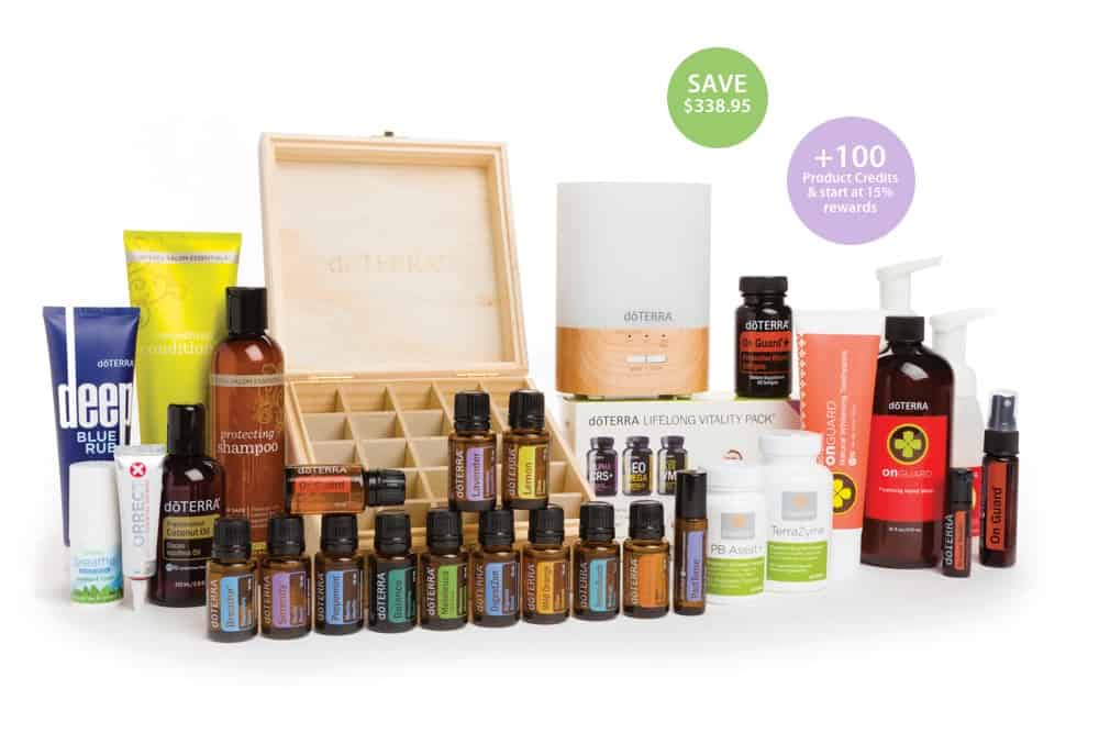 doTERRA Natural Solutions Enrollment Kit