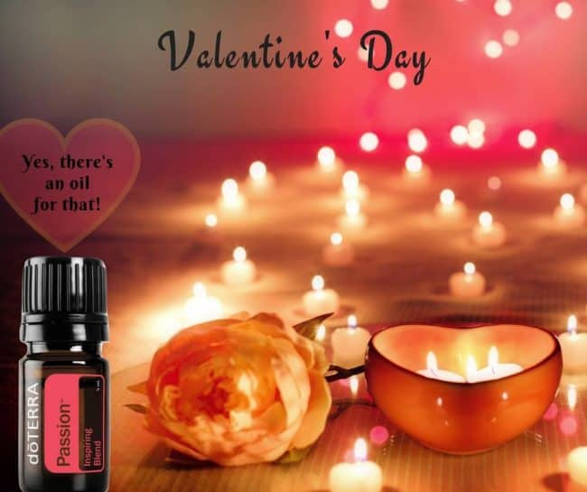 doTERRA's Passion Essential Oil Blend