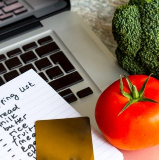Eat Better and Lose Weight with Online Grocery Shopping
