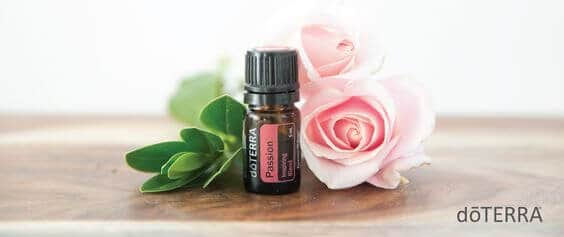 doTERRA Essential Oils Valentines Diffuser Blends