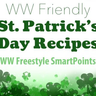 Weight Watchers St. Patrick's Day Recipes with Freestyle SmartPoints