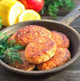 Easy Salmon Cakes Recipe – 3 WW Freestyle SmartPoints