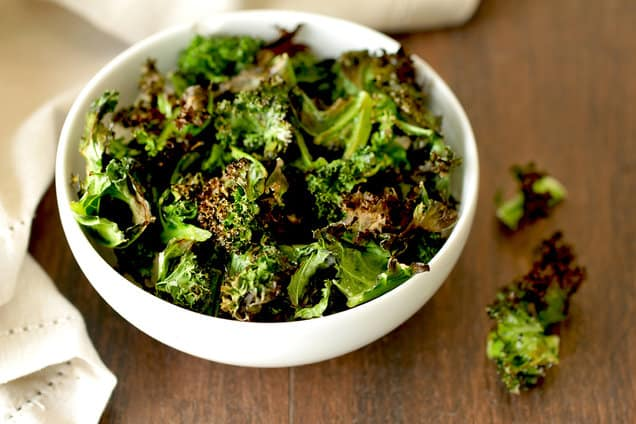 Hungry Girl Healthy Baked Kale Chips - 0 Weight Watchers Freestyle SmartPoints
