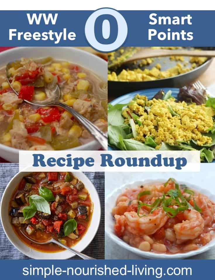 Weight Watchers 0 SmartPoints Recipes