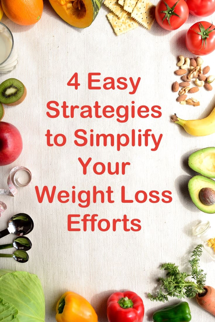 When it comes to weight loss SIMPLE WORKS and COMPLEX FAILS. Don't let your mind get in the way by complicating things. Instead focus on 4 simple strategies. #simplenourishedliving #weightwatchers #wwfamily #wwsupport #weightloss #weightlosssuccess