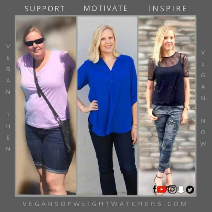 lori manby vegans of weight watchers bio post