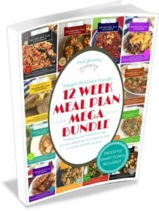 Meal Planning Mommies 12 Week Meal Plan Mega Bundle