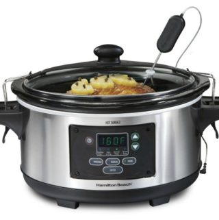 Slow Cooker Giveaway (Winner!)