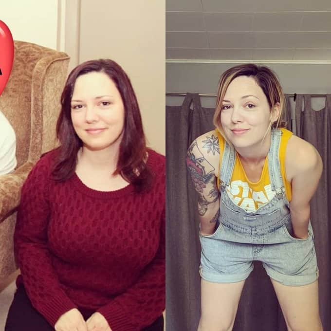 Marie D. - Weight Loss Journey