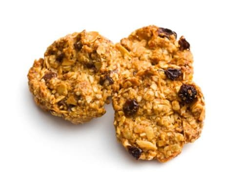 Sugar Free Apple Oatmeal Breakfast Cookies Simple Nourished Living