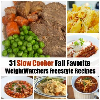 31 ww freestyle fall favorite slow cooker recipes