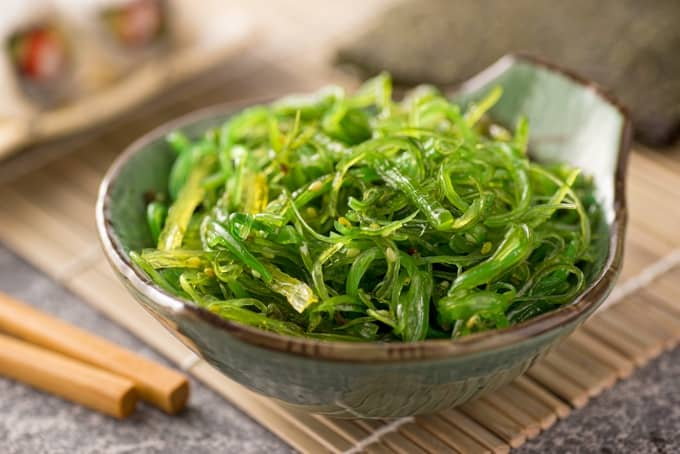 Seaweed is a nutritional powerhouse