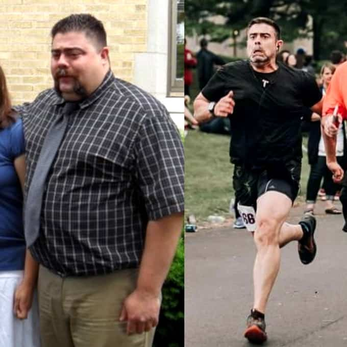 Tim K's Weight Loss Journey before and after photos
