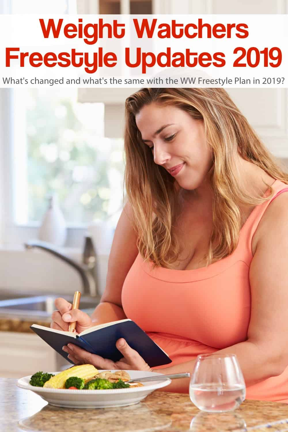 Changes to the WW (Weight Watchers Program) for 2019