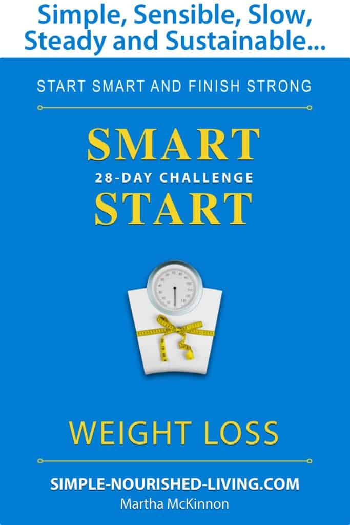 28-Day Smart Start Weight Loss Challenge - Start Smart and Finish Strong ebook cover