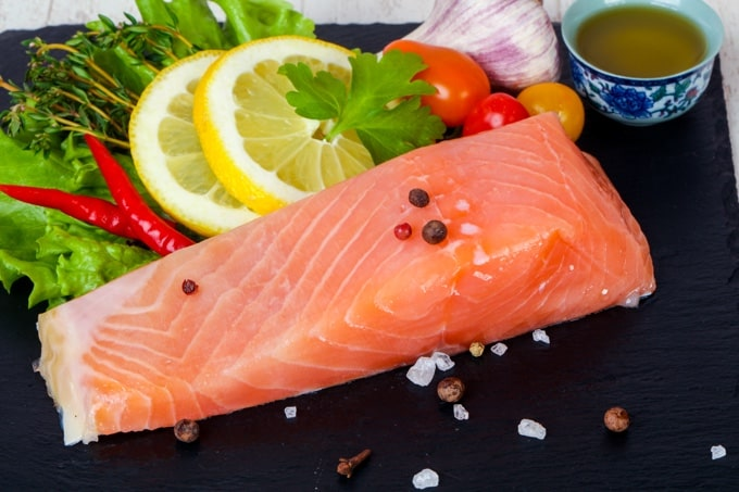 Easy Healthy Baked Salmon in Foil for Two – Healthy Living