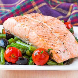 Weight Watchers Salmon Recipes with Points Plus Values, Easy