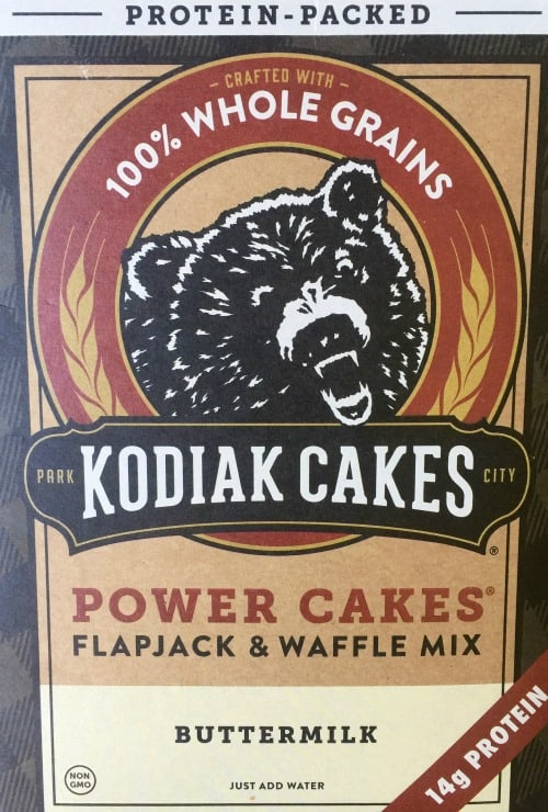 Kodiak Cakes Power Cakes package mix
