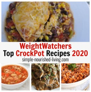 Weight Watchers Slow Cooker Chicken Recipes With Myww Smartpoints