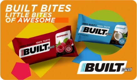 Built Bites - Little bites of awesome!