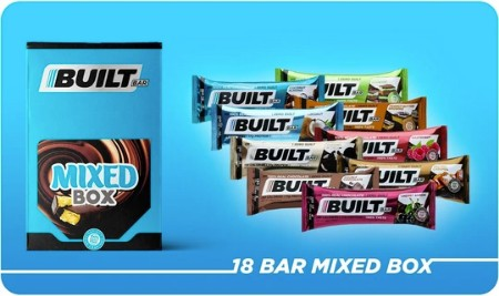 Built Bar Mixed Box